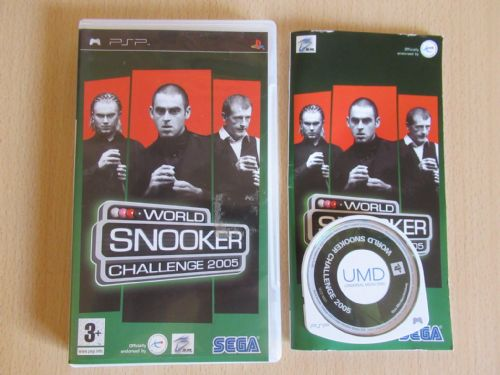 World Snooker Challenge 2005 (PSP)